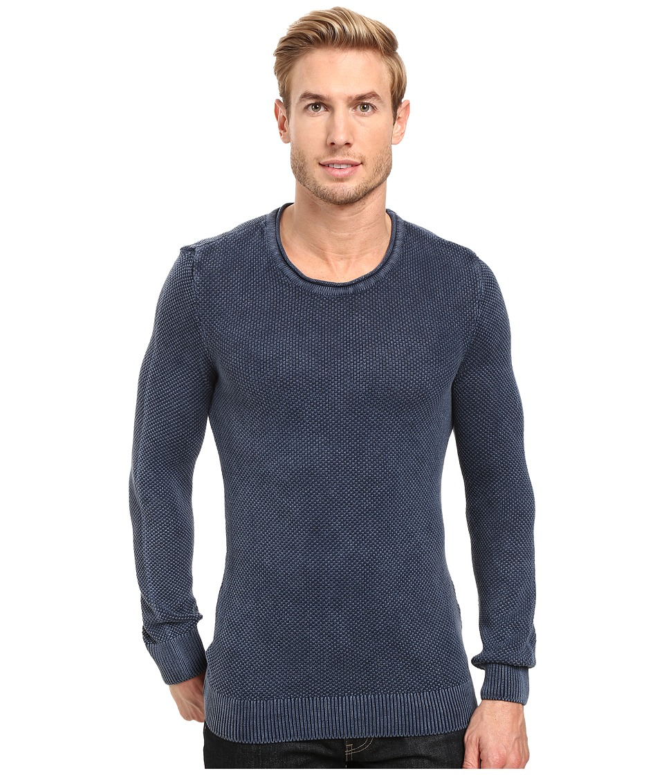 Mavi Jeans - Indigo Sweater (Indigo) Men's Sweater