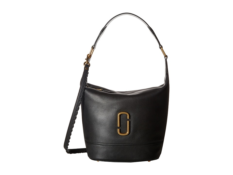 Marc Jacobs - Noho Hobo (Black) Hobo Handbags