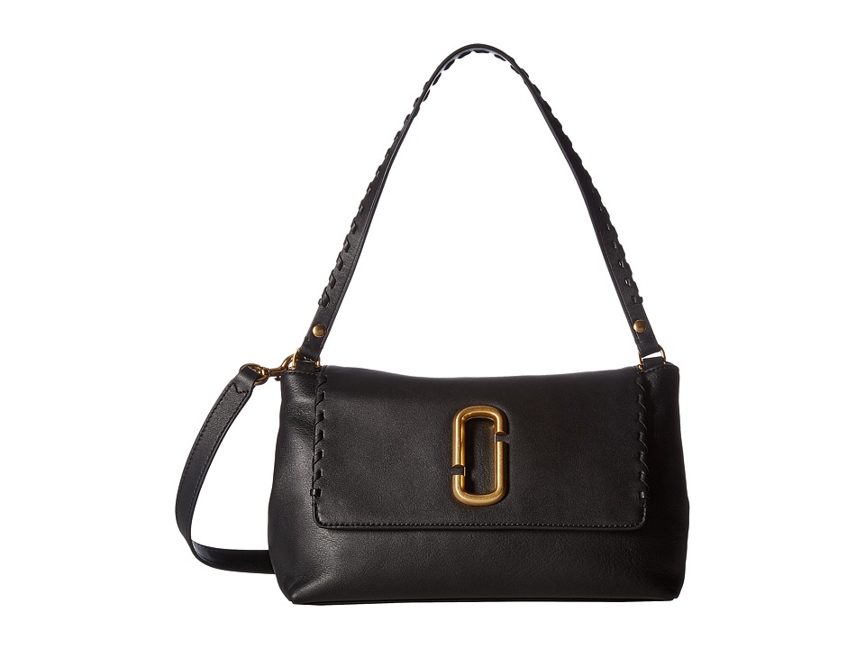 Marc Jacobs - Noho Shoulder Bag (Black) Shoulder Handbags