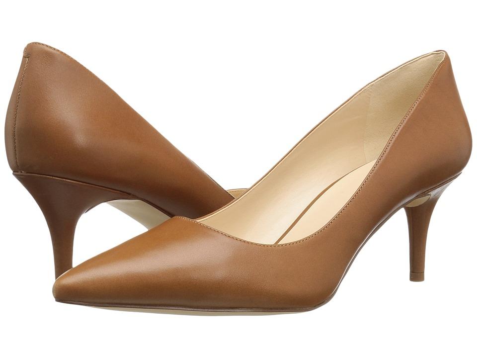 Nine West - Margot (Cognac Leather) High Heels