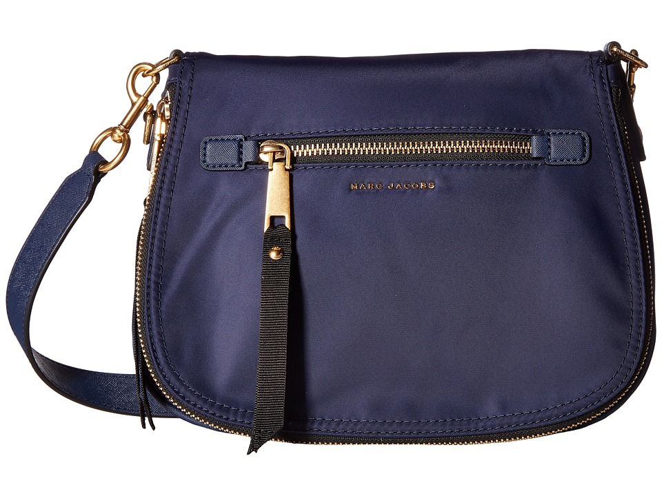 Marc Jacobs - Trooper Nomad (Midnight Blue) Handbags