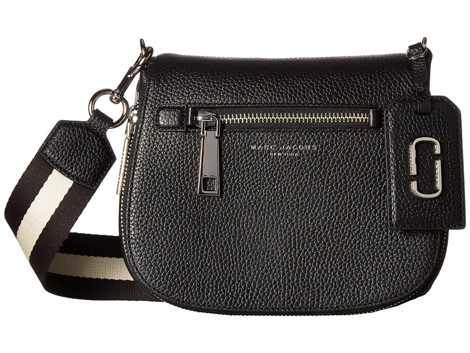 Marc Jacobs - Gotham Small Nomad (Black) Handbags