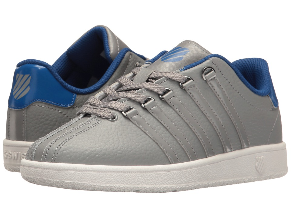 K-Swiss Kids - Classic VN (Big Kid) (Stingray/Classic Blue) Boys Shoes