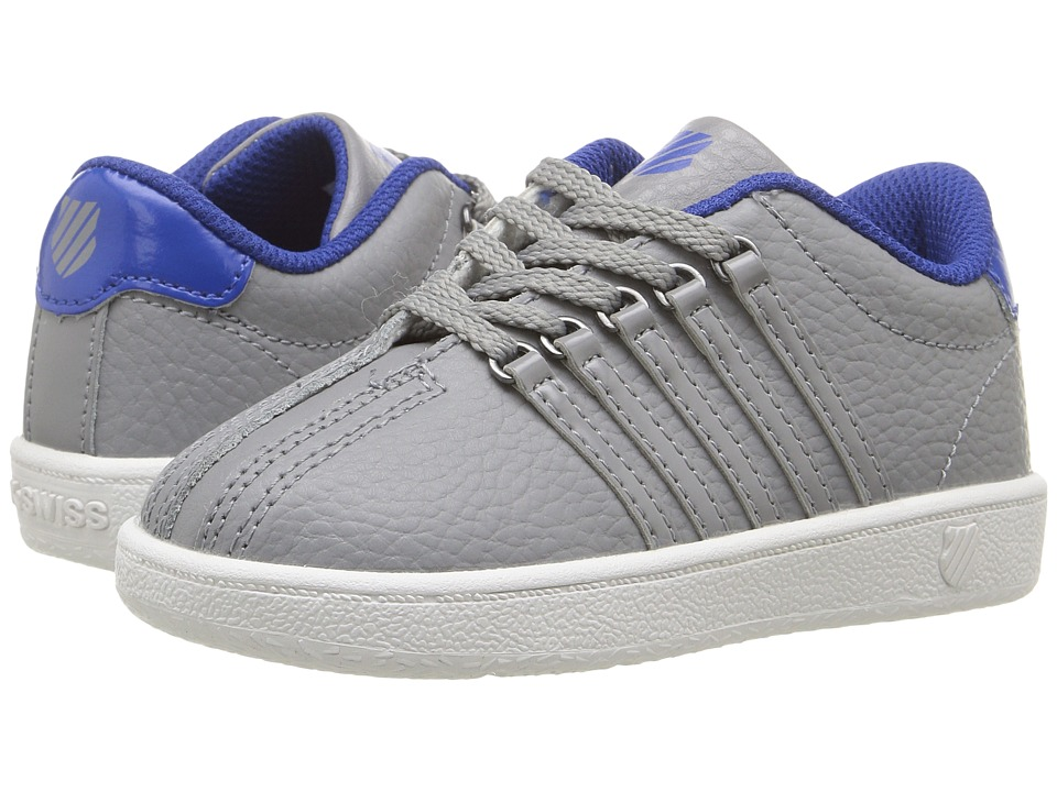 K-Swiss Kids - Classic VN (Infant/Toddler) (Stingray/Classic Blue) Boys Shoes