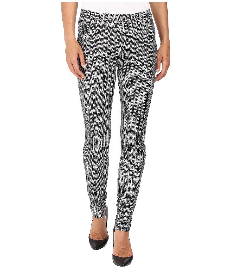 MICHAEL Michael Kors - Desert Tweed Leggings (Black) Women's Clothing