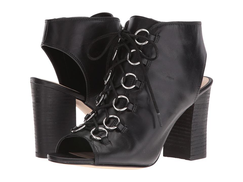 Nine West Bree (Black Leather) High Heels