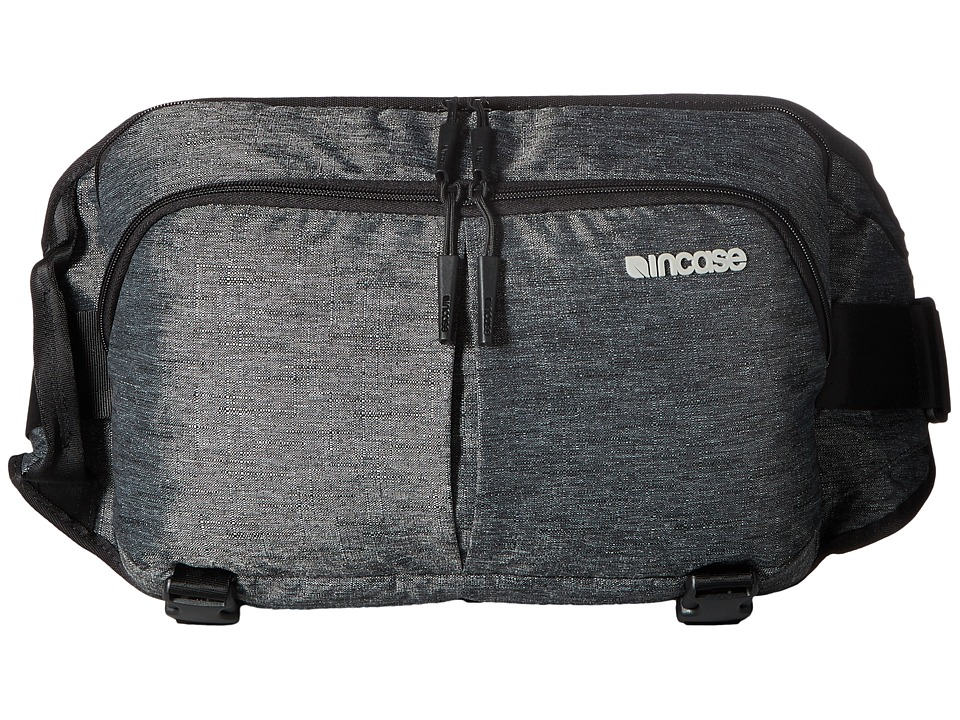 Incase - Reform Sling Pack (Heather Black) Bags