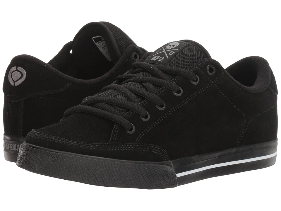 Circa - AL50 (Black/White/Gray) Men's Shoes