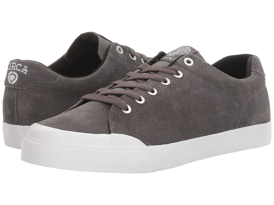 Circa - AL50R (Charcoal/White) Men's Skate Shoes