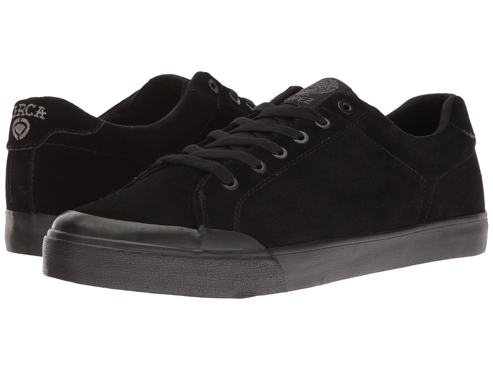 Circa - AL50R (Black/Black) Men's Skate Shoes