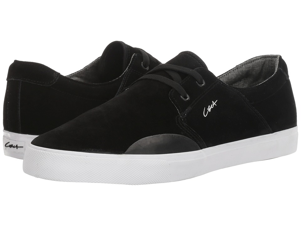 Circa - Alto (Black/White) Men's Skate Shoes