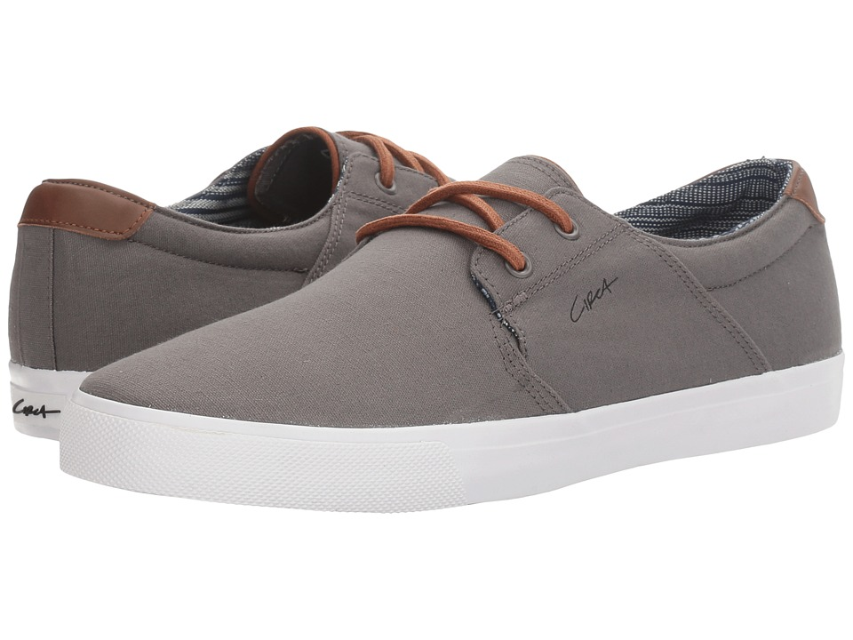 Circa - Alto (Charcoal/White) Men's Skate Shoes