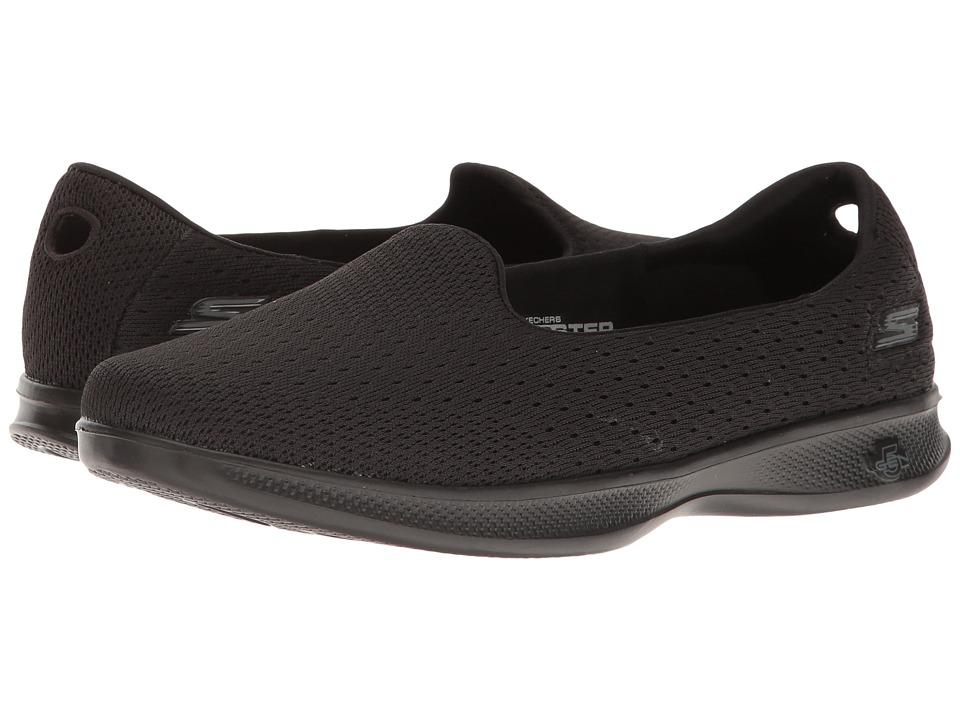 SKECHERS Performance - Go Step Lite - Origin (Black) Women's Shoes