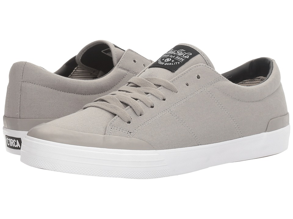 Circa - Fremont (Stone/Black) Men's Skate Shoes