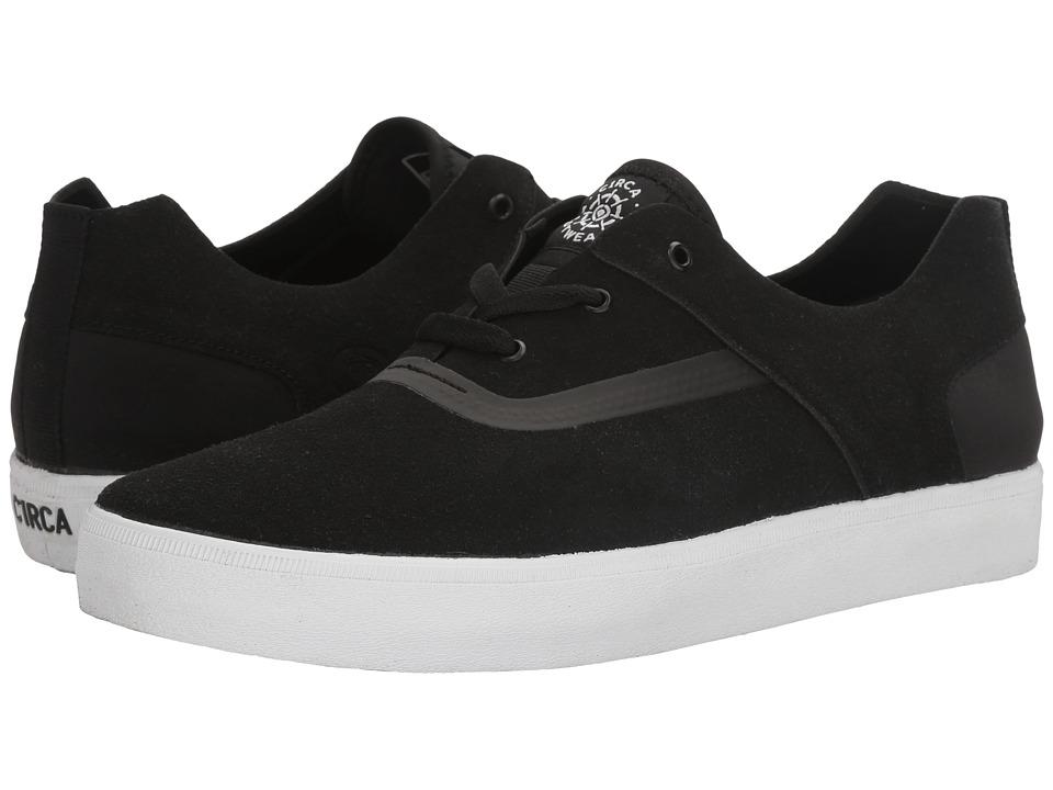 Circa - Morrow (Ash/White) Men's Skate Shoes