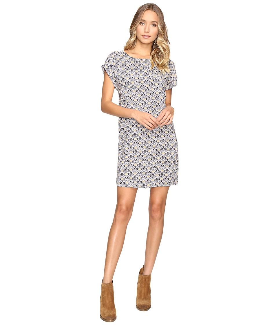 Roxy - Morris Dress (True Navy Anna Sweetie) Women's Dress