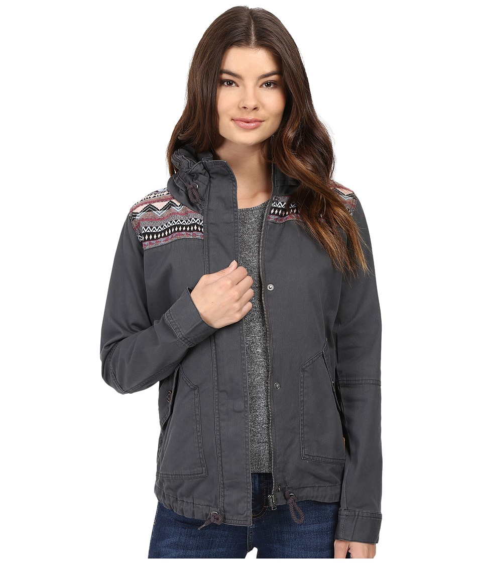 Roxy - Winter Cloud Jacket (Asphalt) Women's Coat