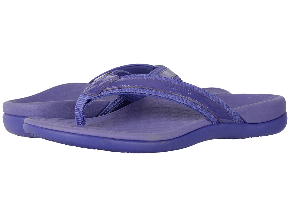 VIONIC - Tide II (Dark Purple) Women's Sandals