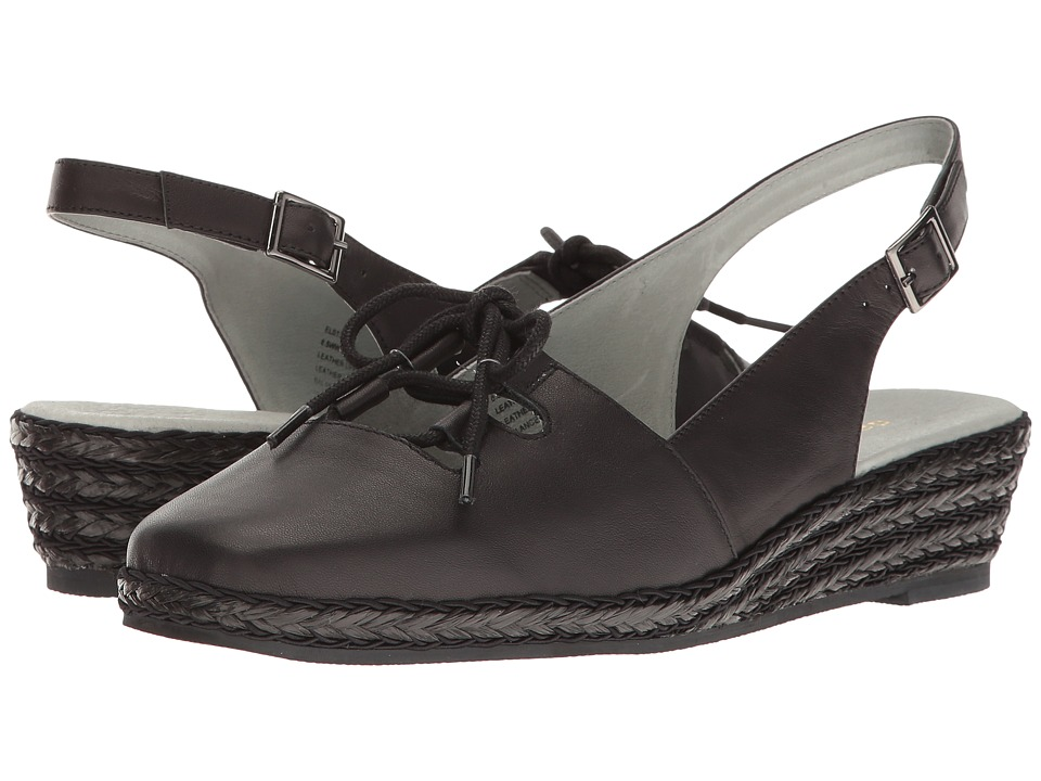 David Tate - Kady (Black Kid) Women's Dress Sandals