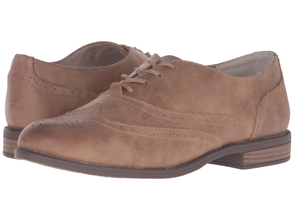 White Mountain - Stern (Tan Fabric) Women's Shoes