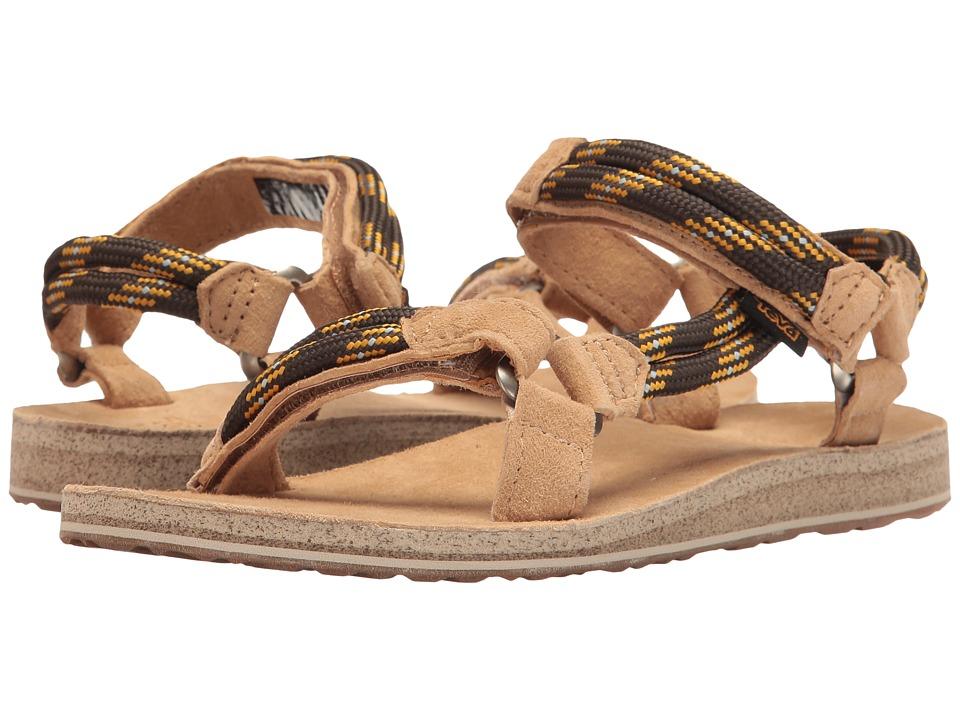 Teva - Original Universal Rope (Black Olive) Women's Shoes
