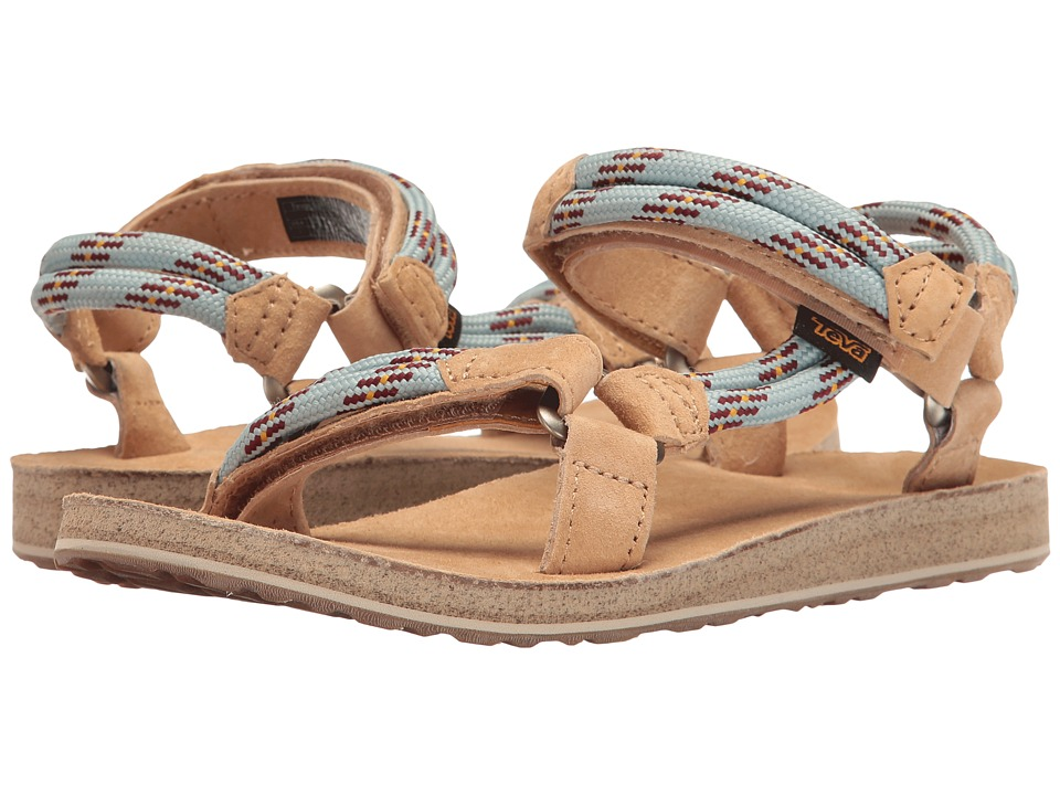 Teva - Original Universal Rope (Canal Blue) Women's Shoes