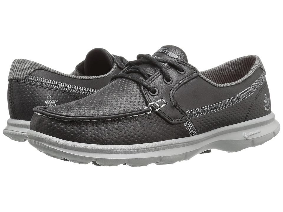 SKECHERS Performance Go Step Shore (Black) Women