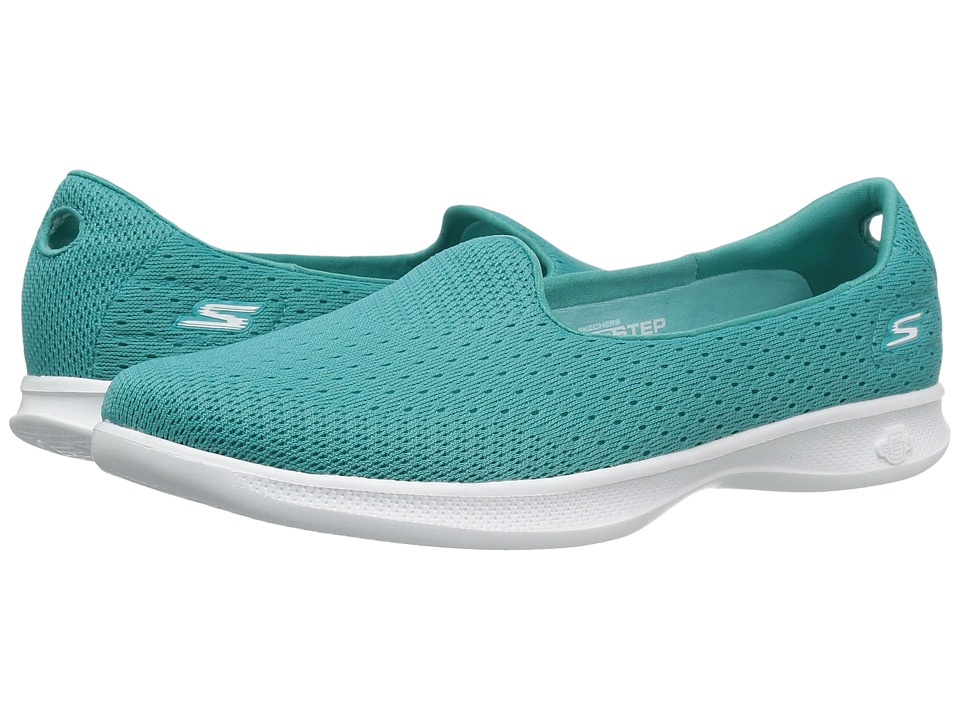 SKECHERS Performance - Go Step Lite - Origin (Teal) Women's Shoes