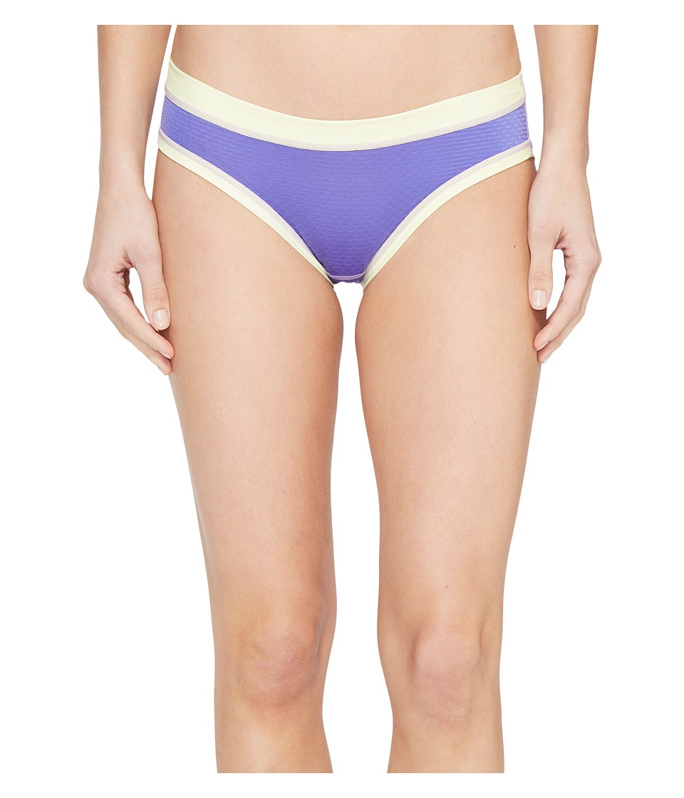 ExOfficio Give-N-Go(r) Sport Mesh Bikini Brief (Blue Iris) Women