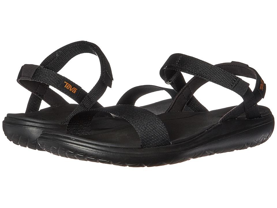Teva - Terra-Float Nova (Black Solid) Women's Shoes