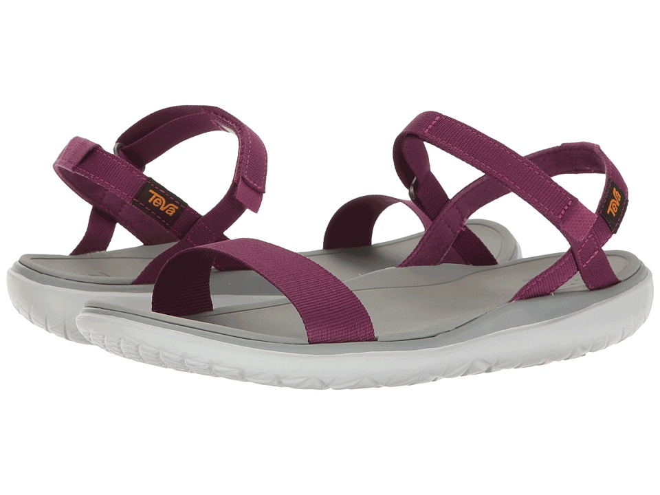 Teva - Terra-Float Nova (Dark Purple) Women's Shoes