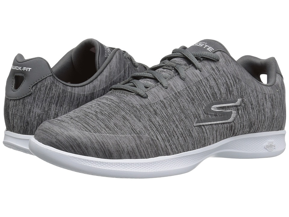 SKECHERS Performance Go Step Lite (Gray) Women