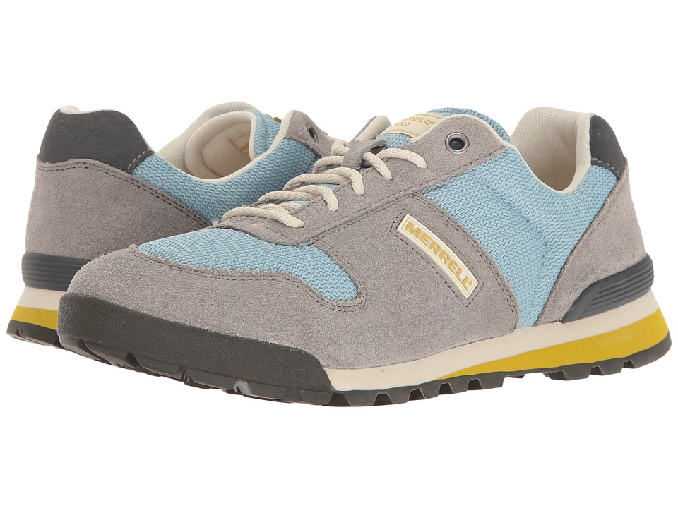 Merrell - Solo (Wild Dove/Forget-Me-Not) Women's Lace up casual Shoes