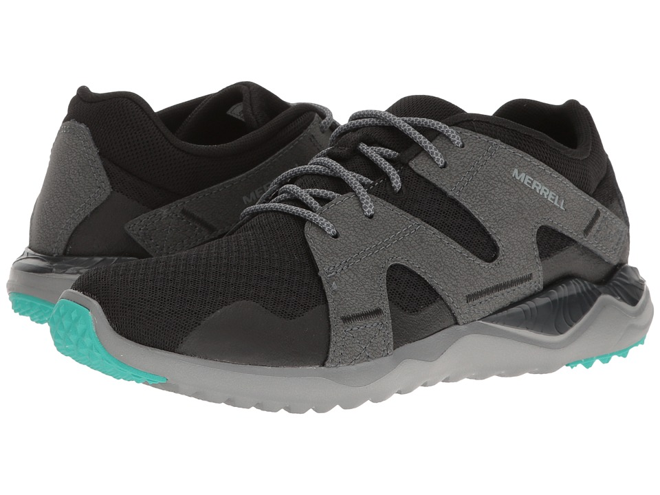 Merrell - ISix8 Mesh Lace (Black) Women's Shoes