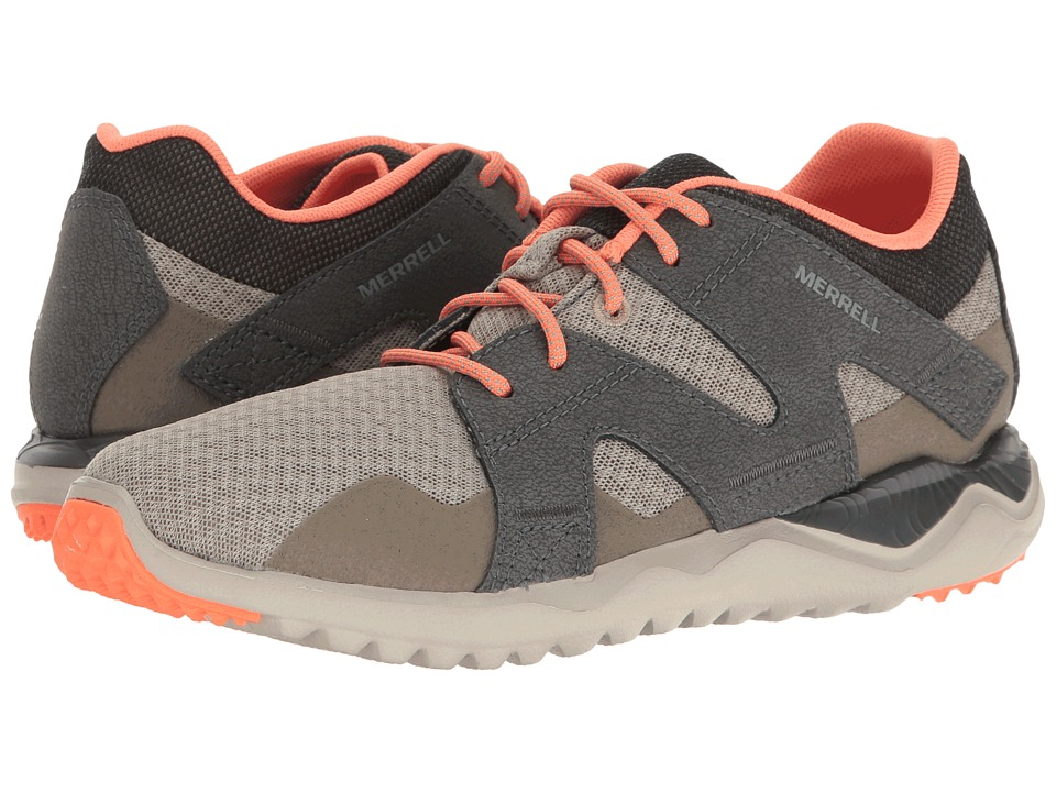 Merrell - ISix8 Mesh Lace (Aluminum) Women's Shoes