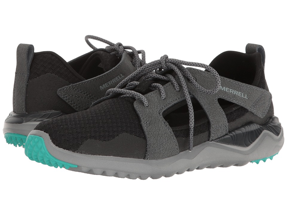 Merrell - ISix8 Slice (Black) Women's Shoes