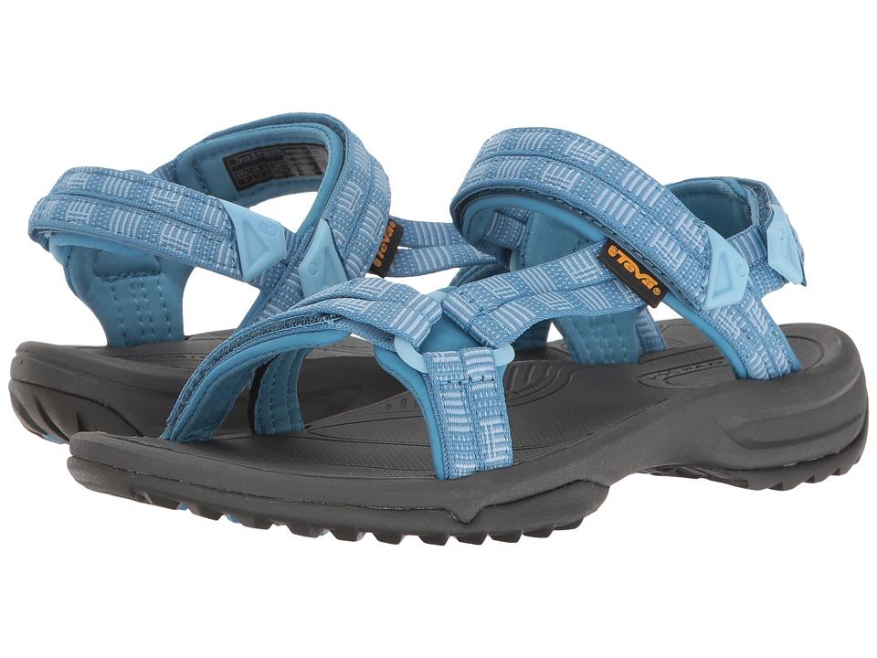 Teva - Terra Fi Lite (Atitlan Blue) Women's Sandals