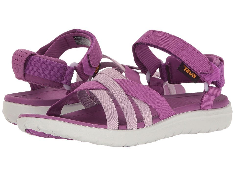Teva Sanborn Sandal (Purple) Women