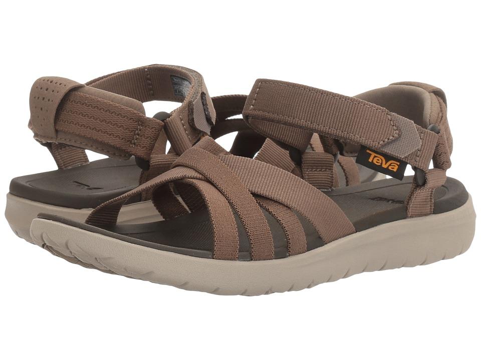 Teva - Sanborn Sandal (Walnut) Women's Shoes