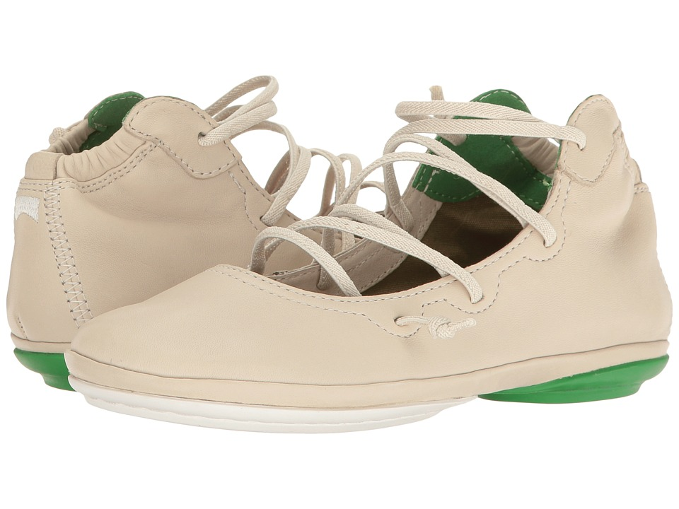 Camper - Right Nina - K400194 (Light Beige) Women's Shoes