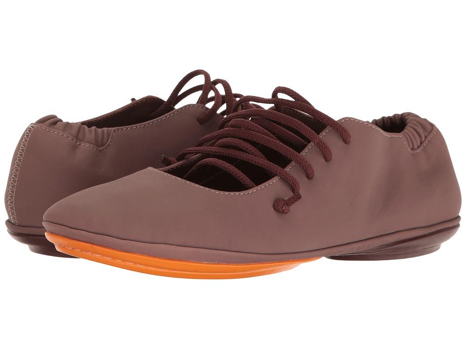 Camper - Right Nina - K200440 (Purple) Women's Slip on Shoes