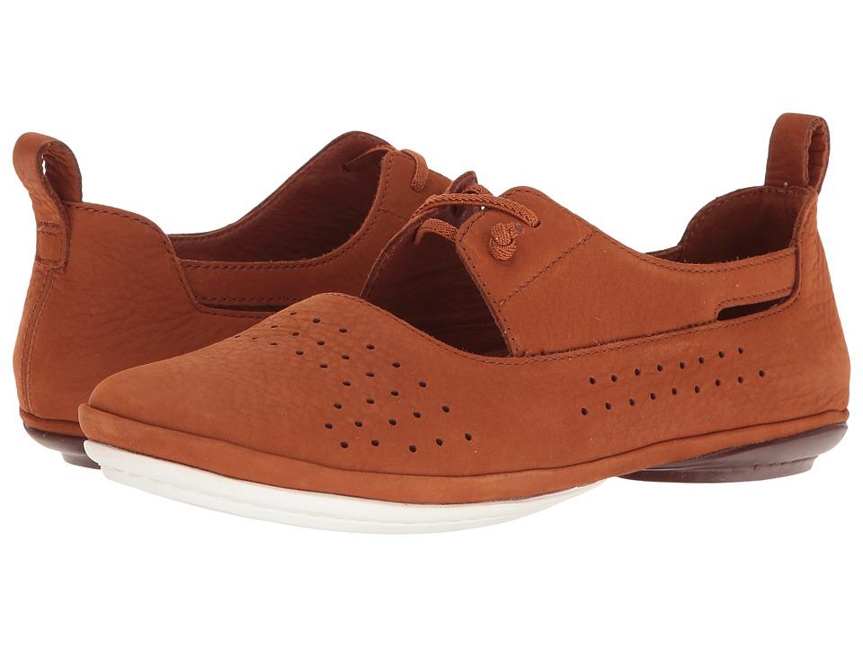 Camper - Right Nina - K200441 (Black) Women's Slip on Shoes