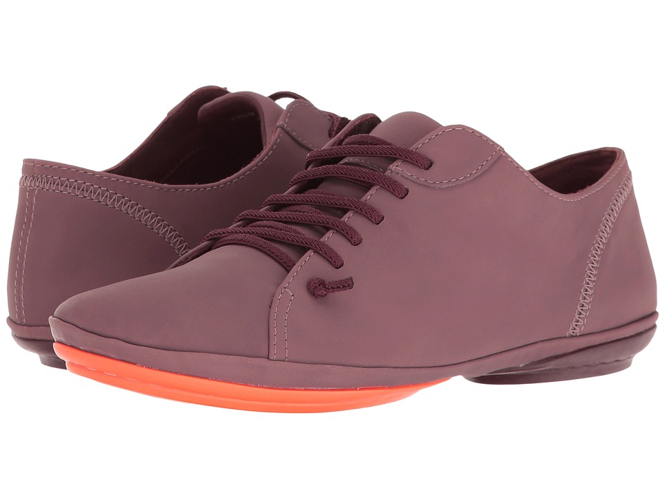 Camper - Right Nina - K200442 (Purple) Women's Lace up casual Shoes