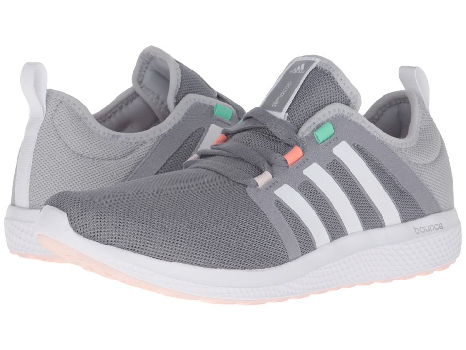 adidas - CC Fresh Bounce (Grey/White/Onix) Women's Shoes