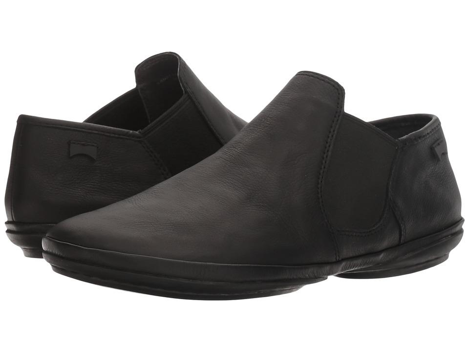 Camper - Right Nina - K400123 (Black) Women's Slip on Shoes