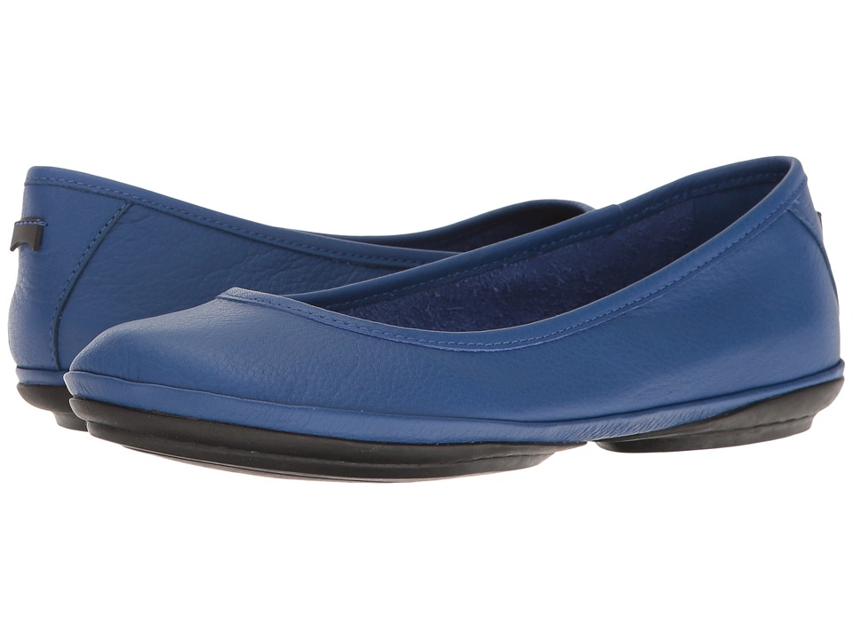 Camper - Right Nina - K200387 (Medium Blue) Women's Slip on Shoes