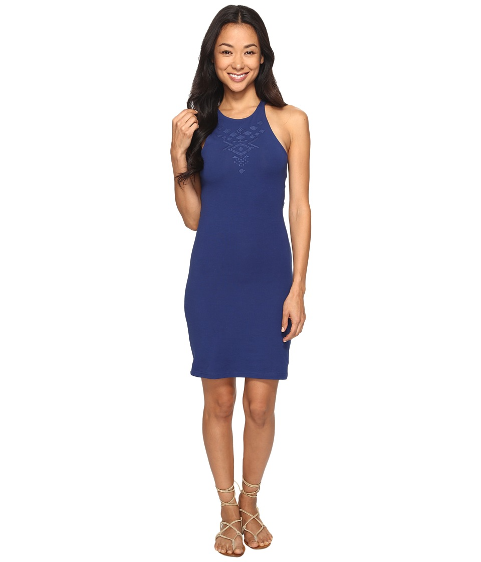 Roxy - Ano Nuevo 2 Dress (Blue Depths) Women's Dress