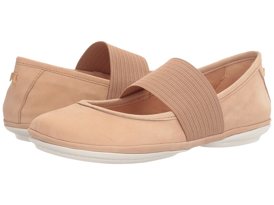 Camper - Right Nina - 21595 (Nude 1) Women's Slip on Shoes
