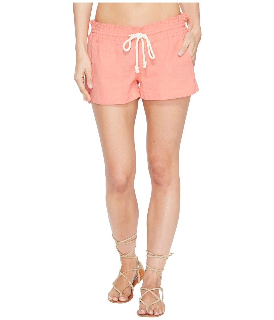Roxy - Oceanside Short (Lady Pink) Women's Shorts