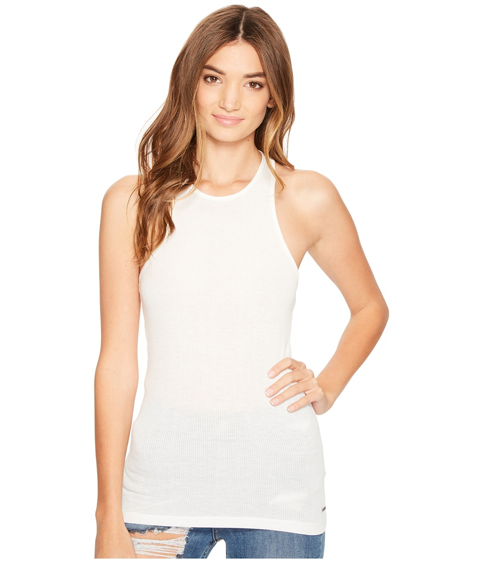 Roxy - T Bundoran Tank Top (Marshmallow) Women's Sleeveless